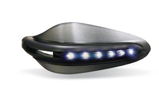 Acerbis Handguard mit LEDs - (Licht, LED, Standlicht)