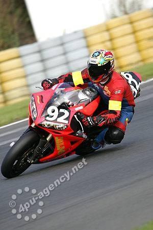 #92 Racingteam Hepelmann - (Motorrad, Fahrtechnik, Knie)