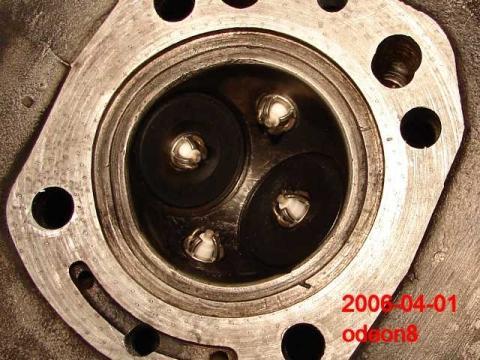 BMW Einzylinder Kopf mit 4fach Zündung - (Motor, Elektronik, zündung)