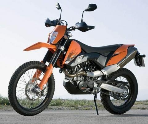 KTM 690 Enduro (Quelle s. Link) - (Motor, Enduro, KTM)