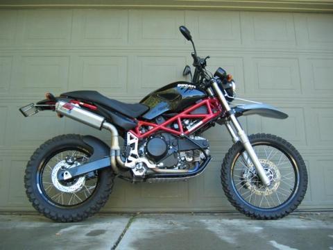 DUC Monster Enduro-Umbau - (Umfrage, Motorradbranche, Beruf)