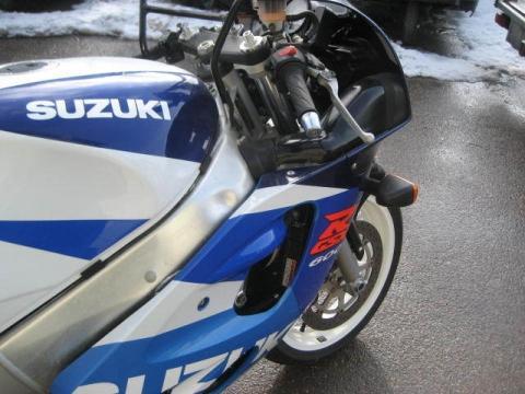 - (Rahmenschaden, Suzuki GSXR)