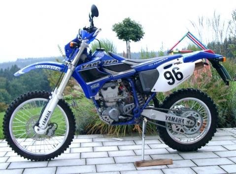 WR 426 - (Enduro, KTM, Kauf)