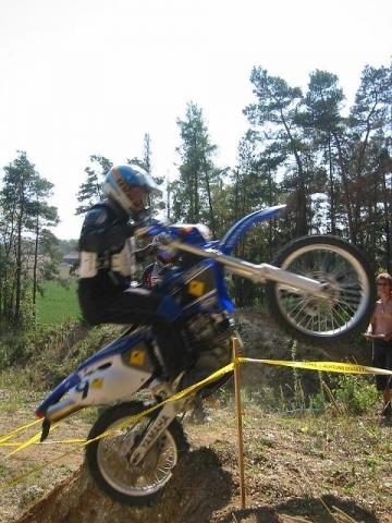 WR in Aktion - (Enduro, KTM, Kauf)