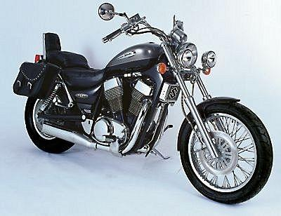 Suzuki VS 1400 Intruder (Quelle s. Link) - (Intruder, VS 1400, Trude)