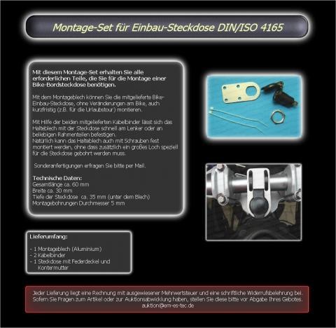 - (Navigationssystem, Motorradelektronik)
