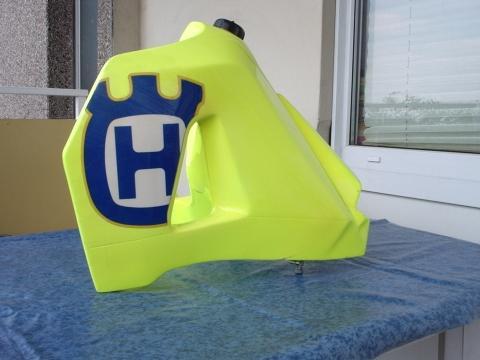 Acerbis 18L Husqvarna-Tank - (Enduro, Zubehör, Tank)