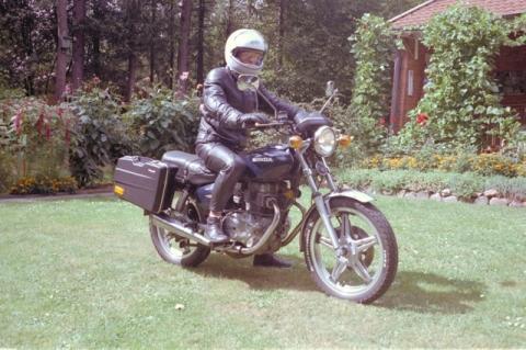 Honda CB 400 T Bj. 1978 (mein erstes Bike 1986, gekauft mit Motorschaden) - (Motorrad, Kaufberatung, Kaufen)