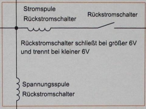 Rückstromschalter - (regler, Schaltpläne)