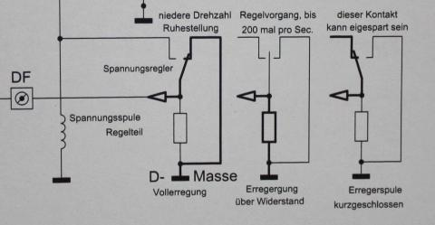 Spannungsregelung - (regler, Schaltpläne)