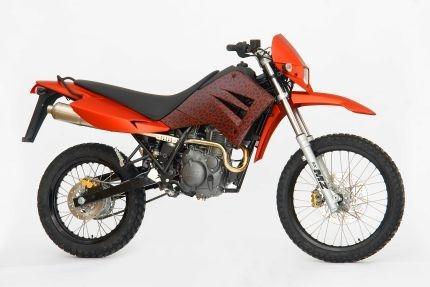 MZ 125 SX - (Leichtkraftrad)
