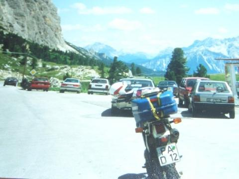 Südtirol - (Leichtkraftrad)