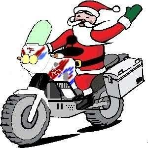 Santa mag alle mf-ler! :-))) - (Gruß, Wünsche)