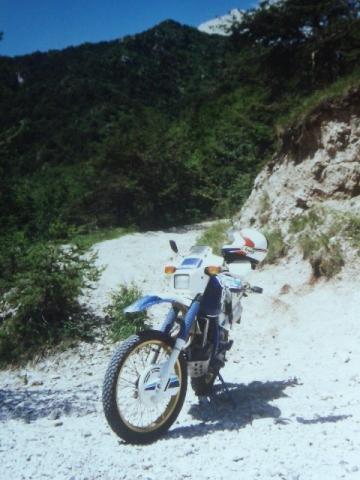 Irgendwo oberhalb Sasso / Tignale - (Enduro, Reiseenduro, Mitfahren)