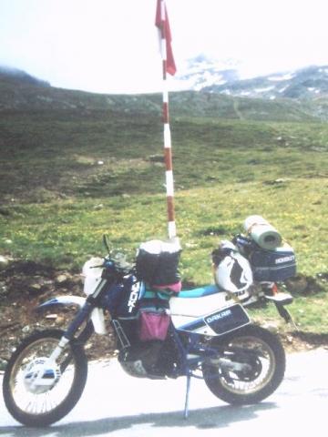 DR 600 Dakar - (Motorrad, Suche, empfehlenswert)