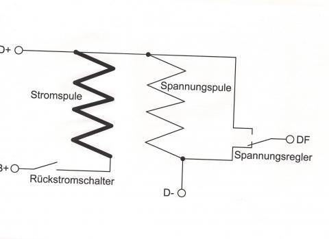 der Regler - (Elektronik, Oldtimer, Mz)