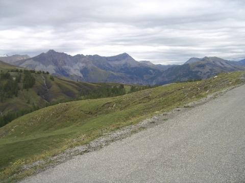Col de la Bonnette - (Tour, Seealpen)
