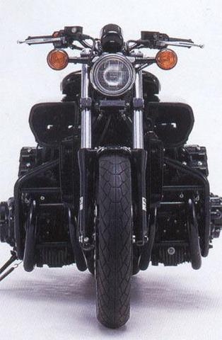 Front - (Motor, TÜV, Rahmen)