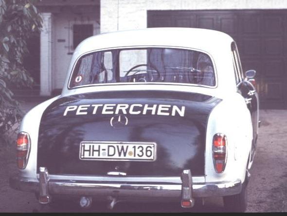 Peterchen2 - (Polizei, lackierung, erlaubt)
