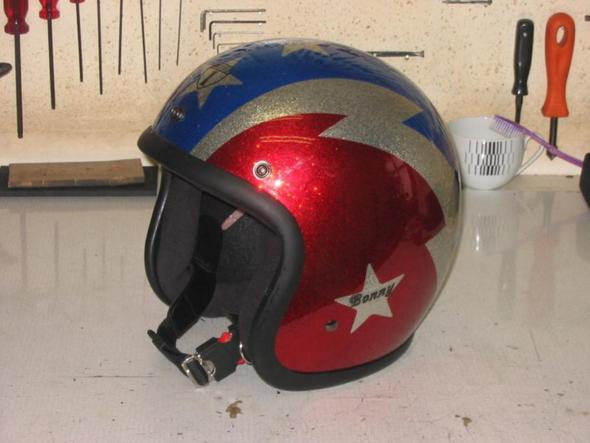 Helm1 - (Helm, Cross, Farbe)