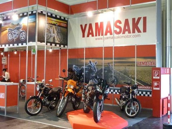 Yamasaki - (Yamaha, Kawasaki)
