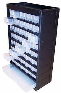 Kleinteilemagazin zum aufhängen - (Schrauben, Kleinteile, sortieren)