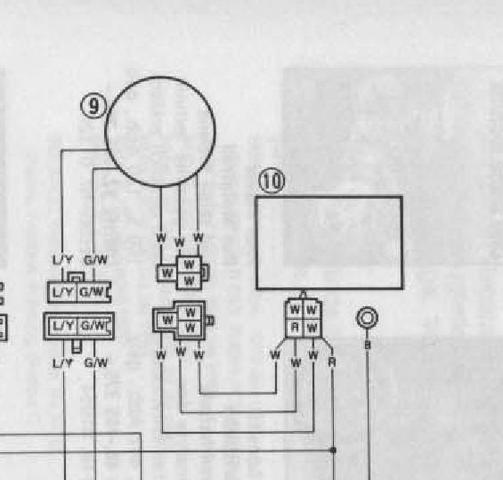 Nr 9 Lima Nr 10 Regler  - (Elektrik, Lichtmaschine)