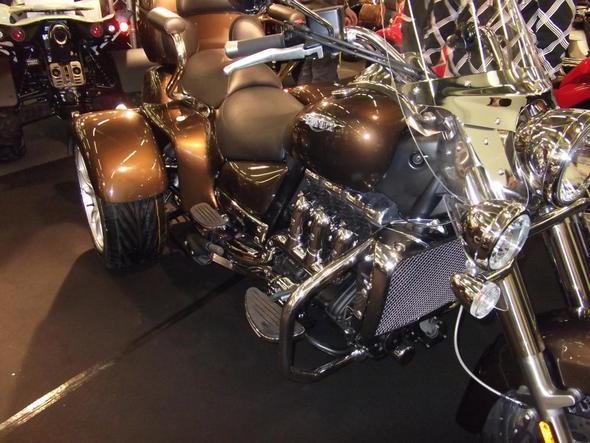 2012 - (Motorrad, Ding)