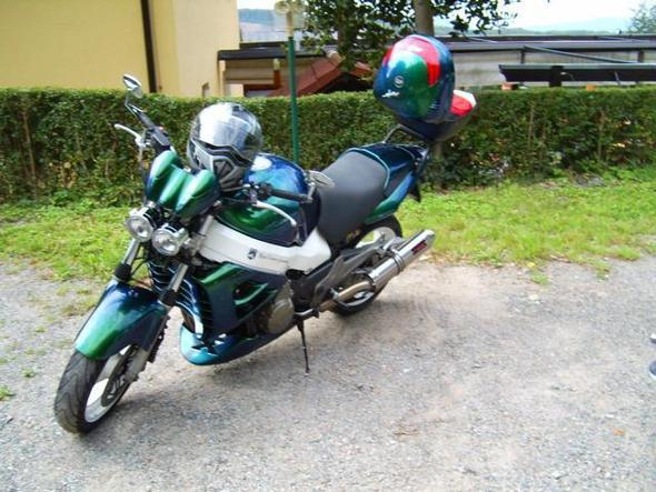 Scheinwerfer - (Motorrad, Yamaha, Licht)