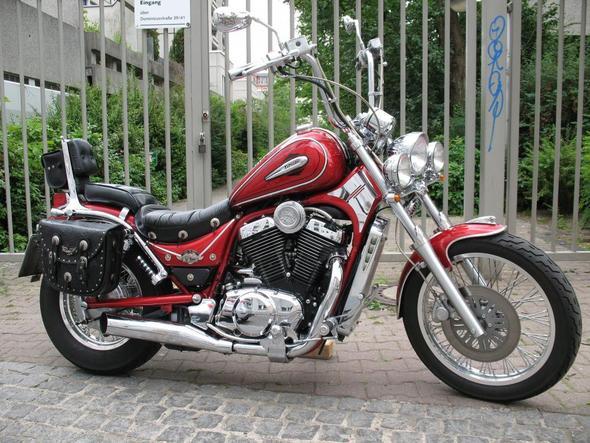 VS1 - (Motorrad, Computer, Taufen)
