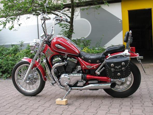 VS3 - (Motorrad, Computer, Taufen)
