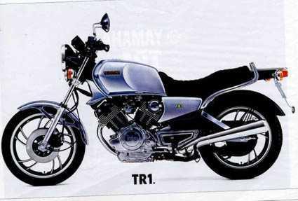 TR1 1. Serie - (Motorrad, Anfänger, Ratgeber)