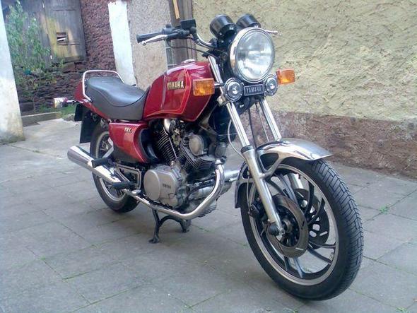 TR1 2. Serie - (Motorrad, Anfänger, Ratgeber)