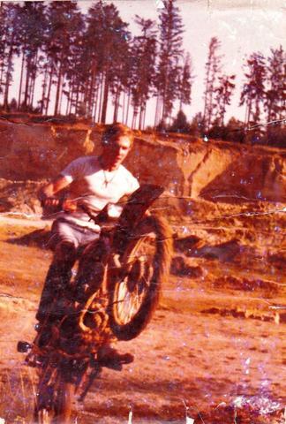 Honda MT 5 - (KTM Duke, WR125X)