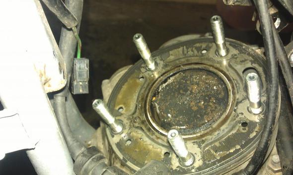 Kolben - (Yamaha, Zylinder, Kolben)