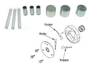 Reparatursatz - (Startprobleme, Anlasser, Benelli)