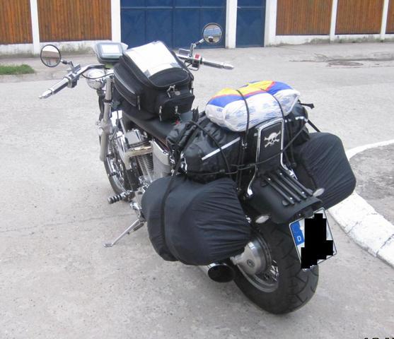 Trude - (Motorrad, A1, Eltern)