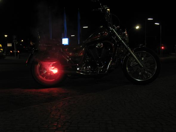 Flamme3 - (Auspuff, Einspritzer, Flammen)