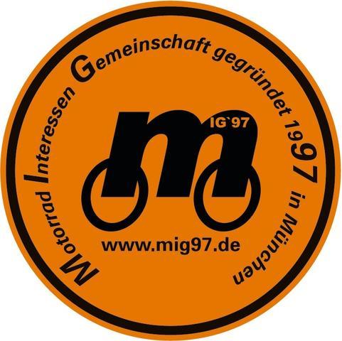 MIG?97 Logo - (München, Motorradclub)
