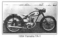uuuund Yamaha - (Hersteller, Motorradmarke, Länder)