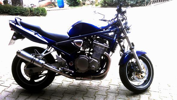 Meine Bandit  - (Motorrad, Anfänger, Kaufberatung)