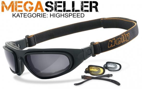Mopedbrille - (Motorrad, Motocross, Brille)