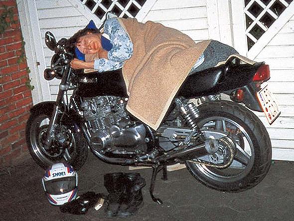 SpassB1 - (Motorrad, Winter, allgemein)