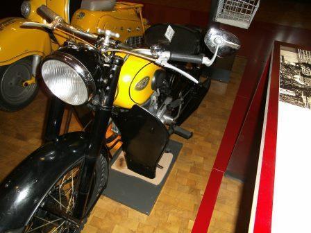 gut für Puristen - (Volksmotorrad, deutsche Qualität)