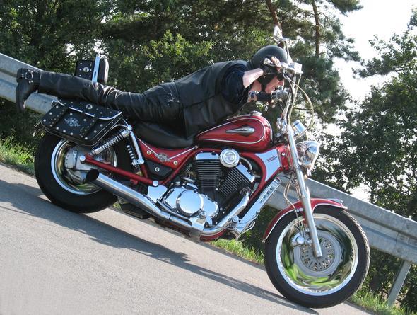 Bonny-A - (Motorrad, Motorradfahren, gang)