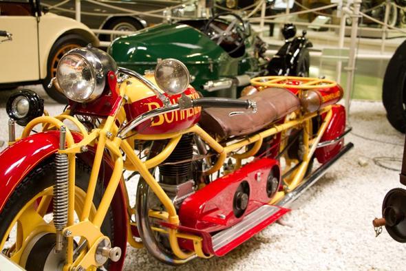 Dreisitzig für Hamsterfahrten - (Motorradtour)