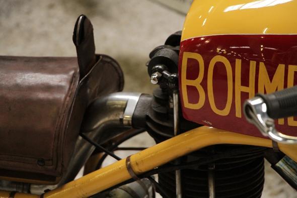 der Hamstereier Klemmschutz - (Motorradtour)