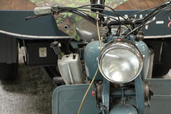 Moto Guzzi Transporter - (Schaltung)
