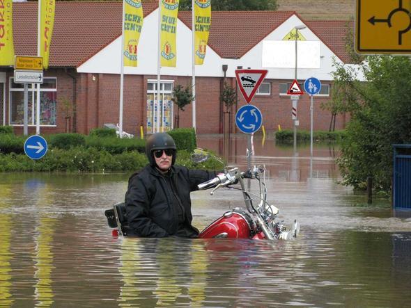 Bonny-Wasser - (Motorrad, Wasser, Kühlung)