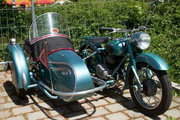 Adler MB250 - (Motorrad, Kawasaki)